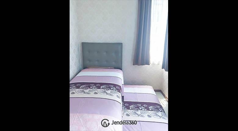 bedroom 2 Thamrin Residence Apartment
