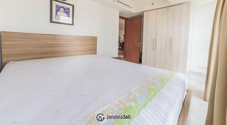 bedroom 2 Apartemen ST Moritz Apartment