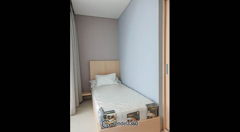 bedroom 2 Brooklyn Alam Sutera Apartment