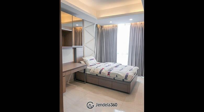 bedroom 2 Kemang Village Apartment