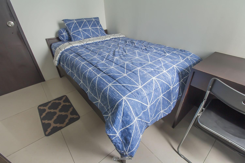 bedroom 2 Apartemen Cosmo Mansion - Thamrin City