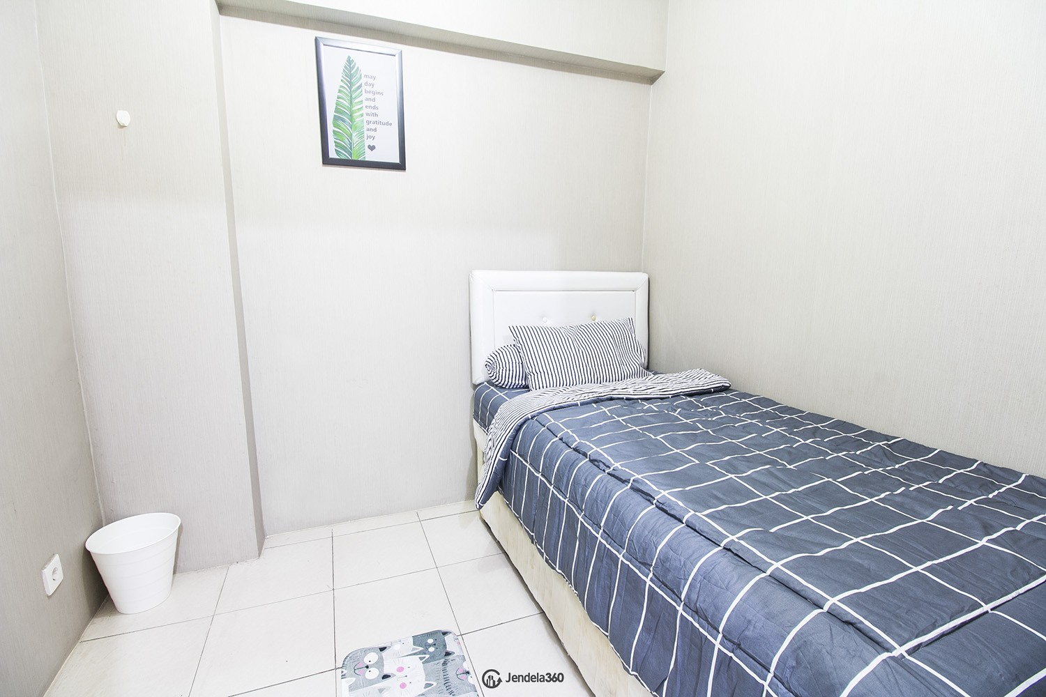 Bedroom 2 Apartemen Green Bay Pluit Apartment