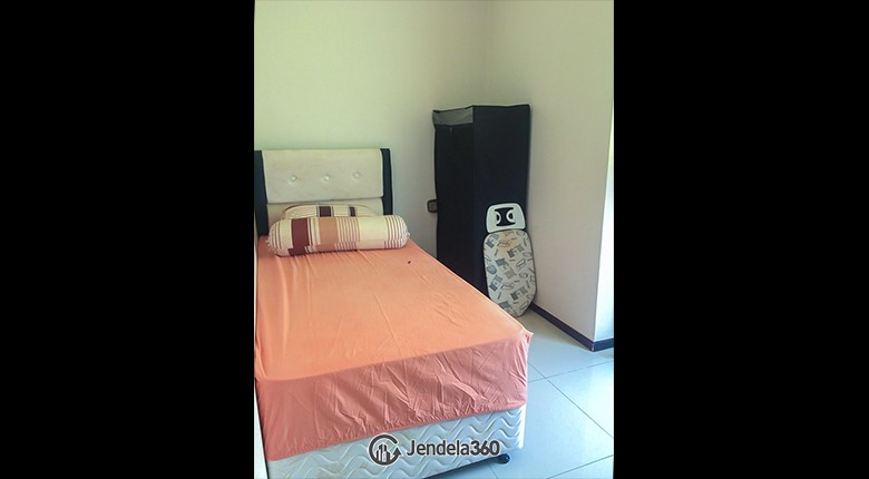bedroom 2 Thamrin Executive Residence Apartment