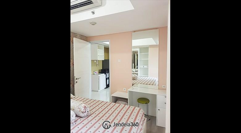 bedroom 2 Bintaro Plaza Residence Apartment