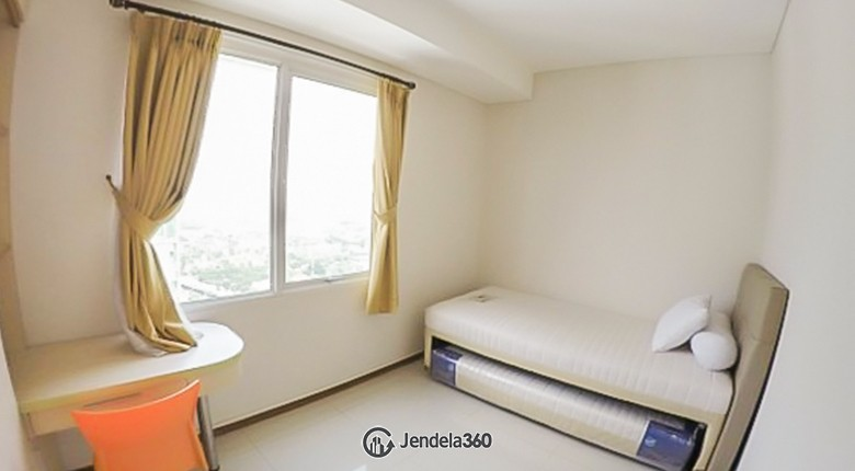 Bedroom 2 Apartemen Thamrin Executive Residence