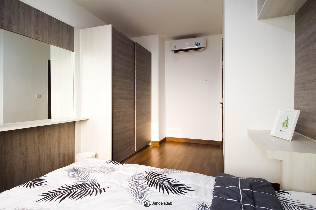 Bedroom 2 Apartemen AKR Gallery West Residences