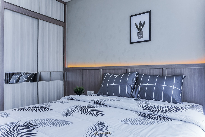 Bedroom 2 Apartemen Puri Mansion