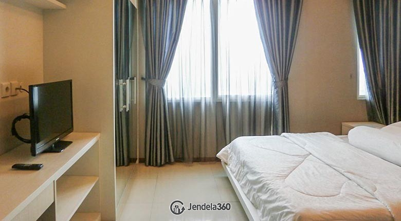 Bedroom 2 Apartemen Thamrin Residence Apartment