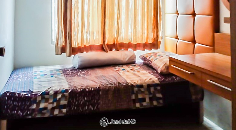 Bedroom 2 Mediterania Marina Ancol Apartment