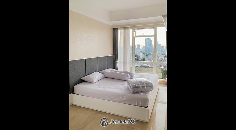 Bedroom 2 Menteng Park Apartment