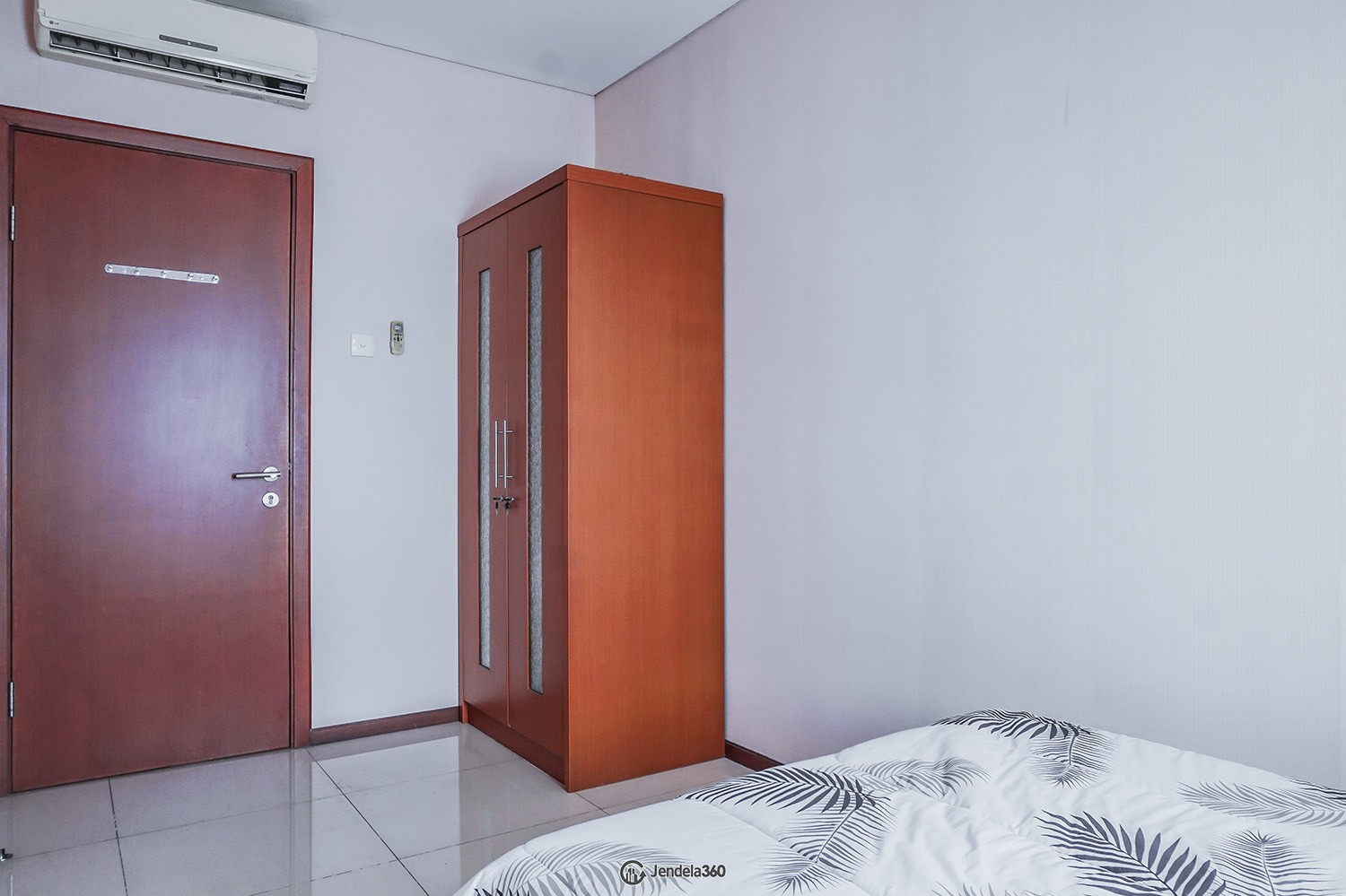 Bedroom 2 Thamrin Residence Apartment