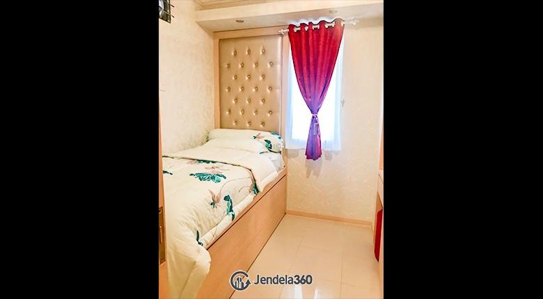 Bedroom 2 Apartemen Bassura City Apartment