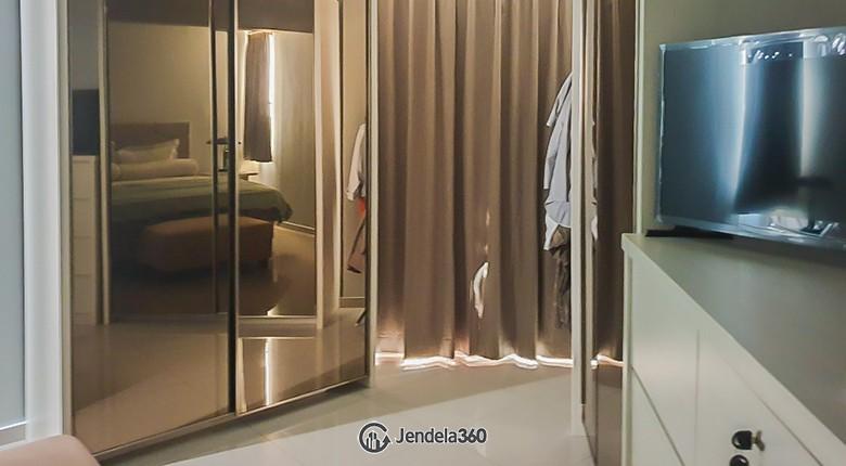 Bedroom 2 Taman Rasuna Apartment