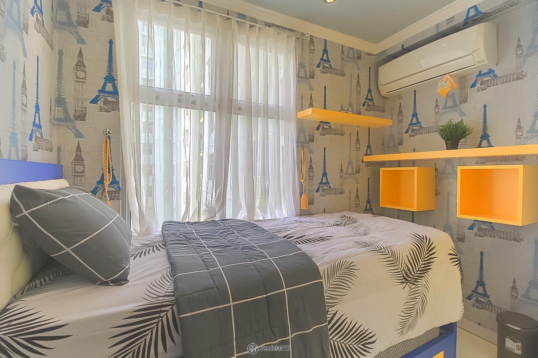 Bedroom 2 Apartemen Pancoran Riverside Apartment
