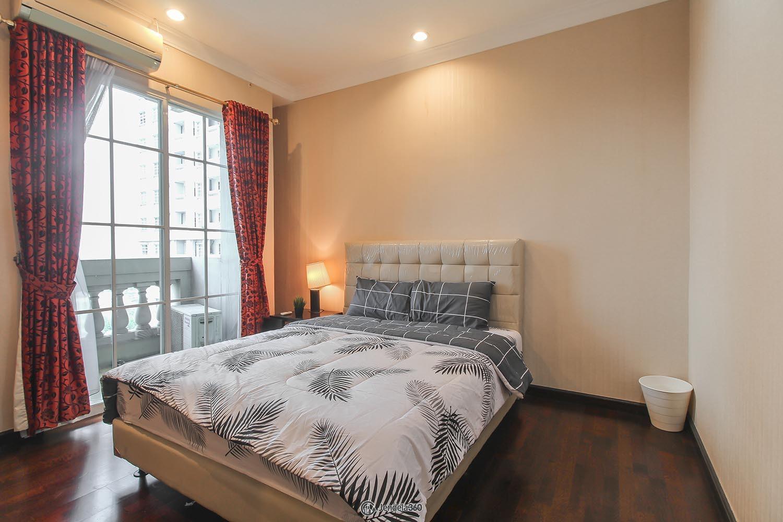 Bedroom 2 Apartemen Belleza Apartment
