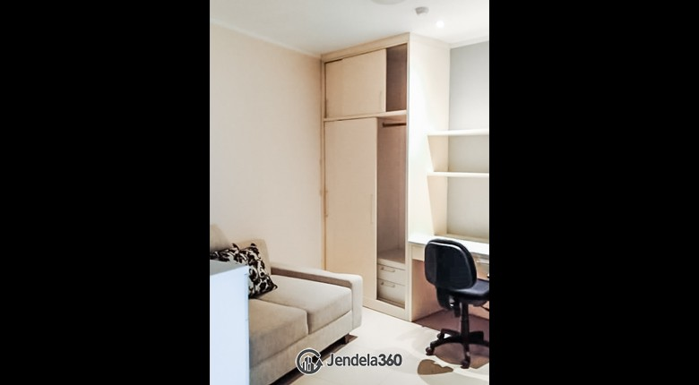Bedroom 2 Sahid Sudirman Residence