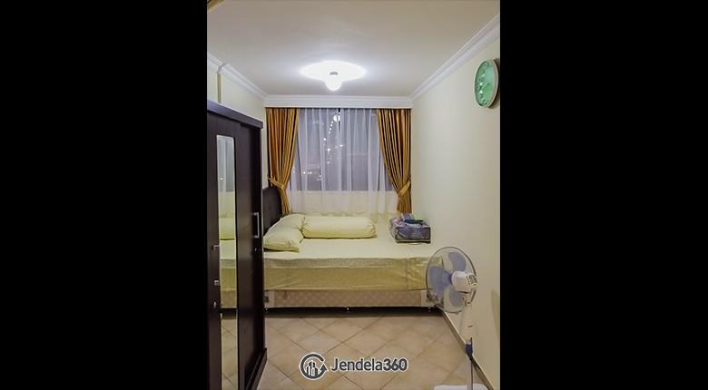 Bedroom 2 Apartemen Taman Rasuna Apartment
