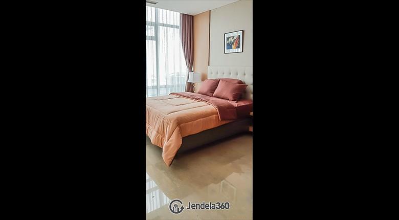 Bedroom 2 Essence Darmawangsa Apartment