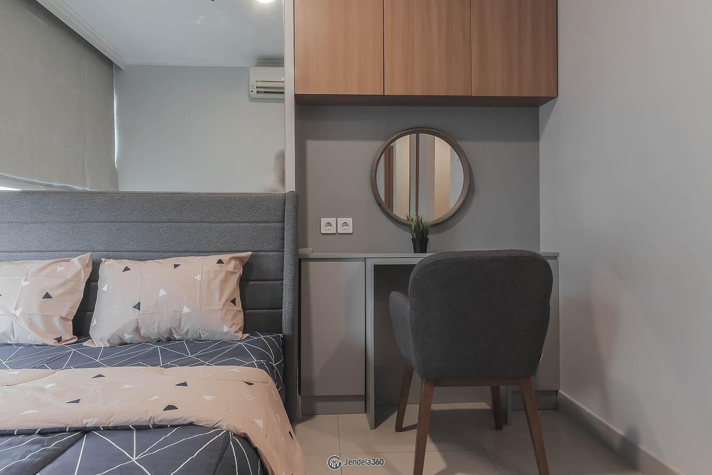 Bedroom 2 Apartemen Hamptons Park Apartment