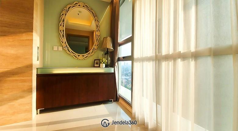 Bedroom 2 Kemang Village Apartment Apartment