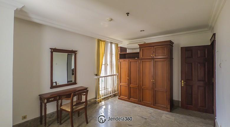 Bedroom 2 Permata Hijau Apartment Apartment