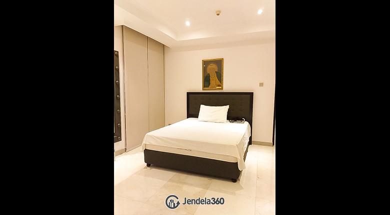 Bedroom 2 Apartemen Bellagio Residence