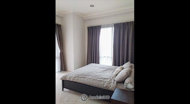 Bedroom 2 Apartemen Senayan Residence