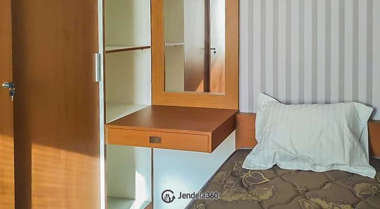 Bedroom 2 Pancoran Riverside Apartment Apartment