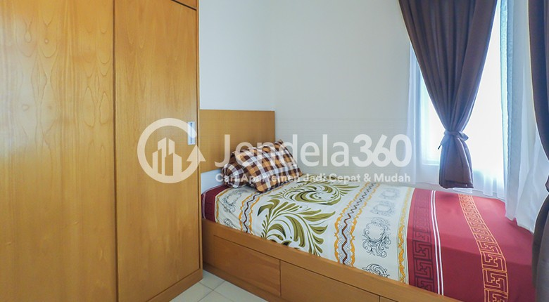 Bedroom 2 Thamrin Residence Apartment Apartment