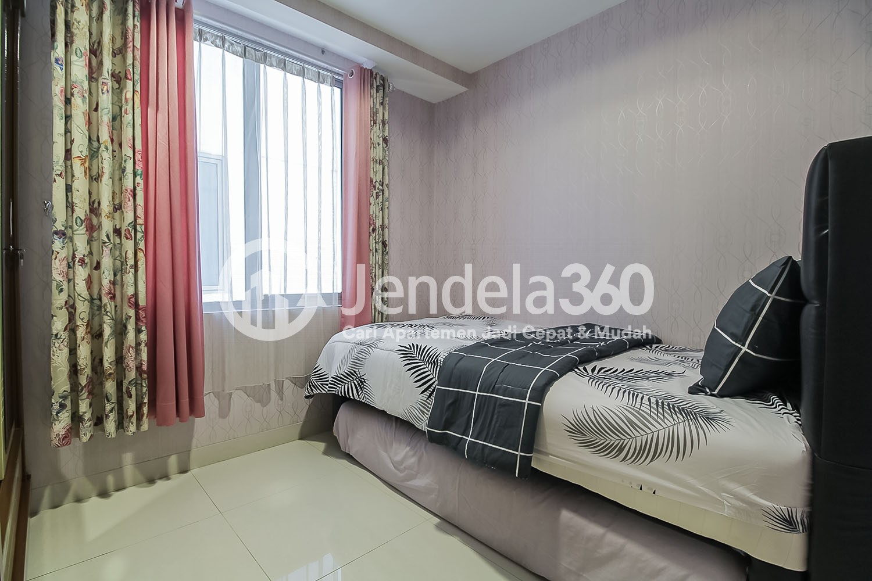 Bedroom 2 The Mansion Kemayoran Jasmine Apartment