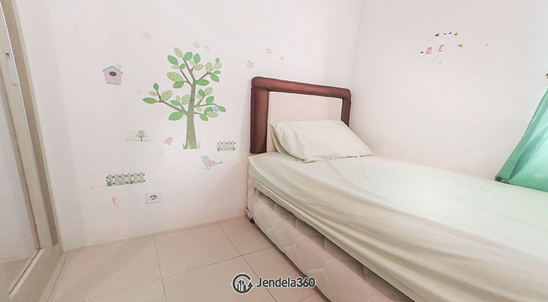 Bedroom 3 Apartemen Bassura City Apartment