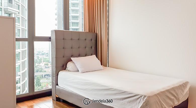 Bedroom 3 Kemang Village Apartment