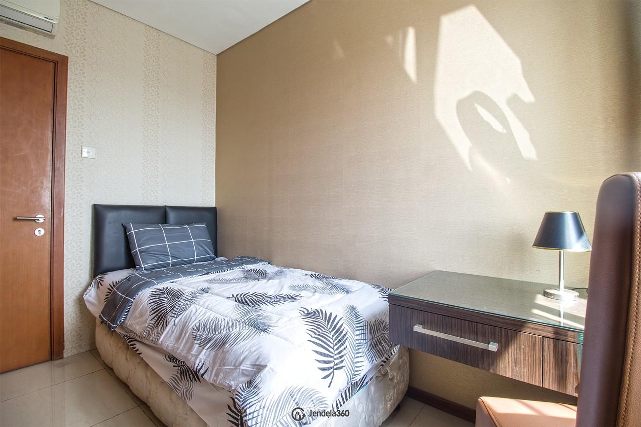 Bedroom 3 Thamrin Residence Apartment