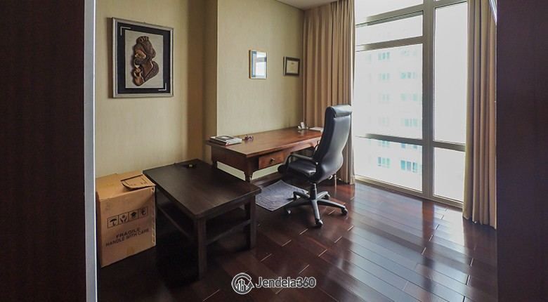 Bedroom 3 Essence Darmawangsa Apartment Apartment