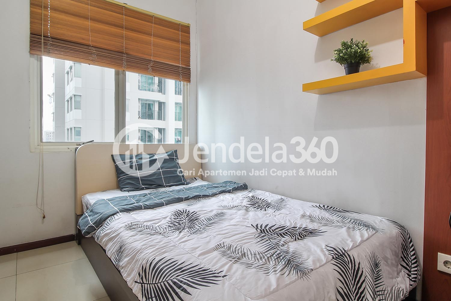 Bedroom 3 Thamrin Residence Apartment Apartment