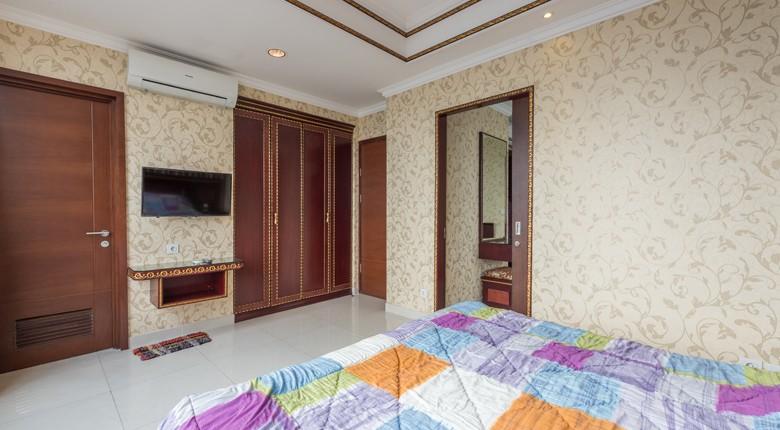 sewa apartemen kuningan city - denpasar residence