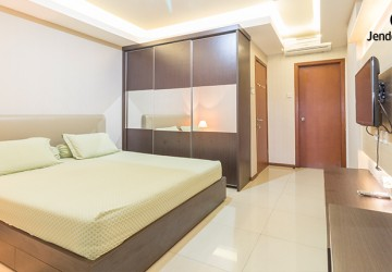 Thamrin Residence Apartment 2BR View City (Timur)