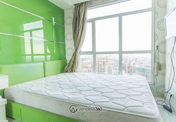 Central Park Apartment 2BR View City (Selatan)