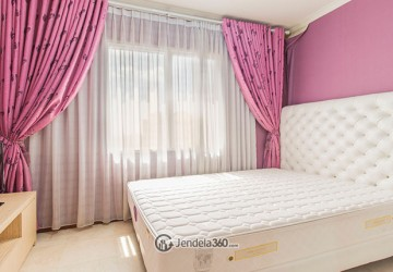 Royal Mediterania Garden Residence 1BR Fully Furnished
