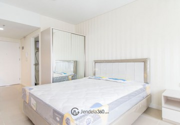 Metro Park Residence Studio Fully Furnished