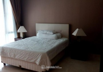 Senayan Residence 2BR Fully Furnished