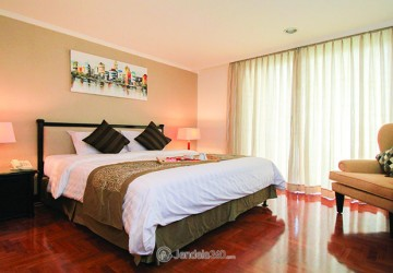 Pondok Indah Golf Apartment 3BR Fully Furnished