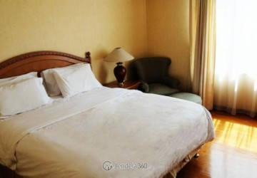 Istana Sahid Apartment 2BR Fully Furnished