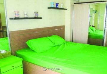 Green Pramuka City Apartment Studio View City