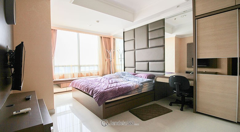 kuningan city - denpasar residence apartment for rent