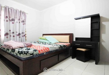 Mediterania Marina Ancol Apartment 2BR View Pool (Barat)