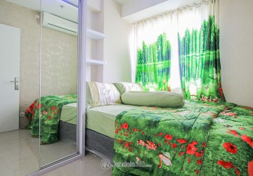 Menteng Square Apartment 1BR View City (Timur)