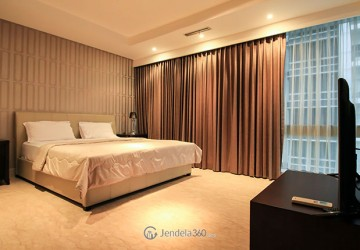 The Capital Residences 3BR Fully Furnished