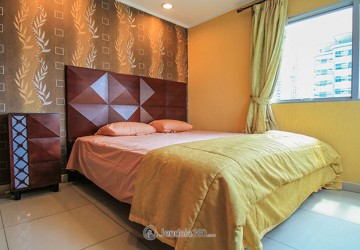 Sahid Sudirman Residence 3BR Fully Furnished