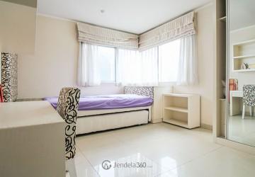 Sahid Sudirman Residence 3BR View Pool (Timur)